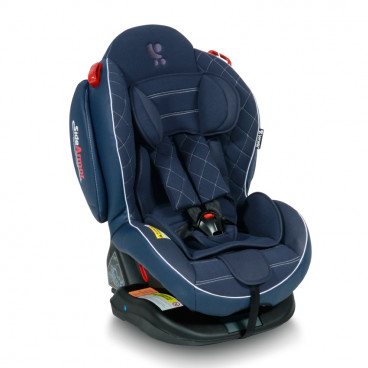 Lorelli Κάθισμα Αυτοκινήτου Arthur + Sps Isofix , 0-25 kg Dark Blue Leather 10071061769