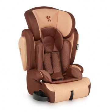 Lorelli Κάθισμα Αυτοκινήτου Omega + Sps, 9-36kg Beige Brown 10071041753