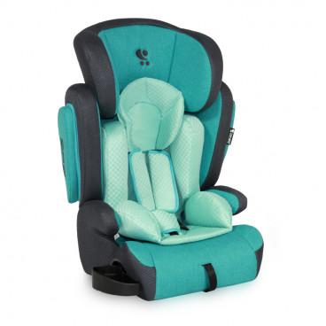 Lorelli Κάθισμα Αυτοκινήτου Omega + Sps, 9-36kg Grey Green 10071041727