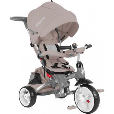 Lorelli Τρίκυκλο Ποδηλατάκι Hot Rock Eva Wheels Ivory 10050300003