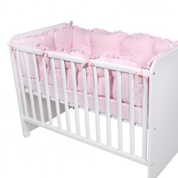 Lorelli Πάντα Για Κρεβάτι UNI 60/120 Pink 20830070005