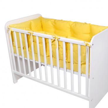 Lorelli Πάντα Για Κρεβάτι UNI 60/120 Yellow 20830070002