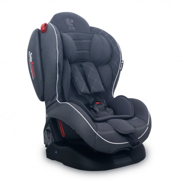 Lorelli Κάθισμα Αυτοκινήτου Arthur + Sps Isofix , 0-25 kg Grey Leather 10071061838