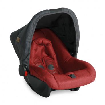 Lorelli Κάθισμα Αυτοκινήτου Bodyguard ,0-10kg Black Red 10070131800