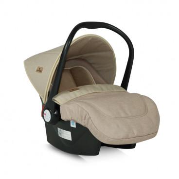 Lorelli Κάθισμα Αυτοκινήτου Lifesaver ,0-13 kg Beige 10070301840