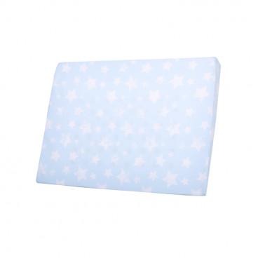 Lorellli Μαξιλάρι Air Comfort 60/45/9 cm Stars Blue 20040250004