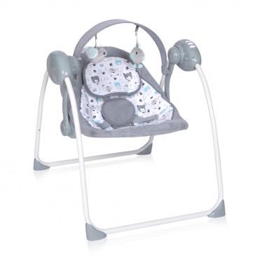 Lorelli Ρηλάξ Κούνια Swing Portofino Grey 10090061901