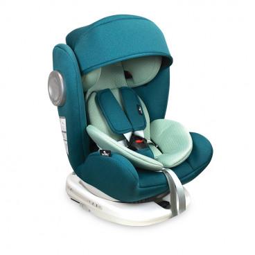 Lorelli Κάθισμα Αυτοκινήτου Lusso SPS 360° Isofix, 0-36kg Green 10071111983