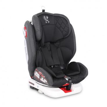 Lorelli Κάθισμα Αυτοκινήτου Roto Isofix , 0-36 kg Black 10071270001