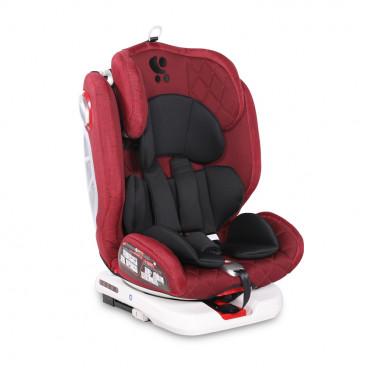 Lorelli Κάθισμα Αυτοκινήτου Roto Isofix , 0-36 kg Red Black 10071270002