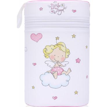 Lorelli Διπλό Θερμός Για Μπιμπερό Και Μπουκαλάκια Little Angel 1032001