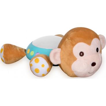 Lorelli Διακοσμητικός Προβολέας Φωτάκι Νυκτός Monkey 10280140004