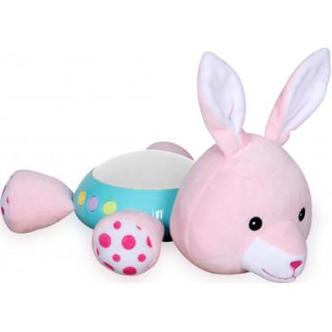 Lorelli Διακοσμητικός Προβολέας Φωτάκι Νυκτός Rabbit 10280140002