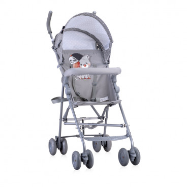 Lorelli Καρότσι Light Grey  Cool Cat 10020471935