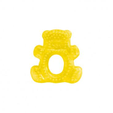 Lorelli Μασητικό Αρκουδάκι Κίτρινο 1021014