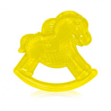 Lorelli Μασητικό Αλογάκι Κίτρινο 1021062