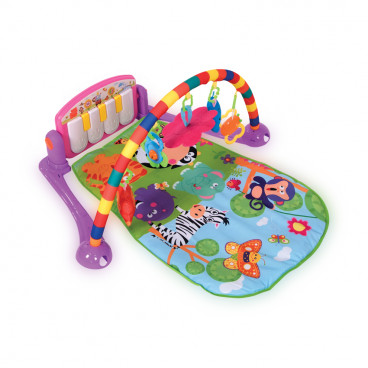 Lorelli Χαλάκι Δραστηριοτήτων Piano Pink 10300260002