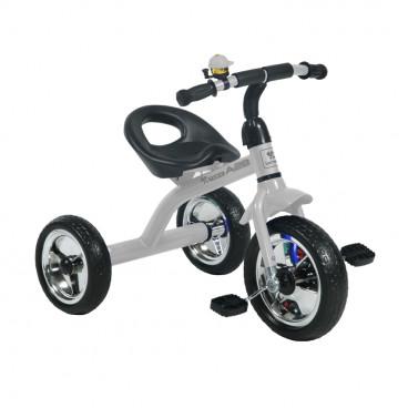 Lorelli Τρίκυκλο Ποδηλατάκι A28 Grey And Black 10050120005