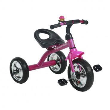 Lorelli Τρίκυκλο Ποδηλατάκι A28 Pink And Black 10050121504