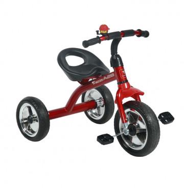 Lorelli Τρίκυκλο Ποδηλατάκι A28 Red And Black 10050120001