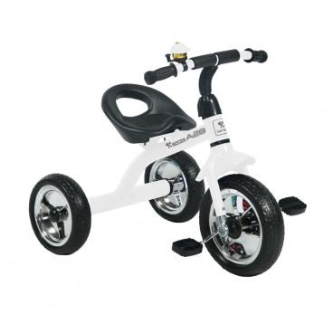 Lorelli Τρίκυκλο Ποδηλατάκι A28 White And Black 10050120007