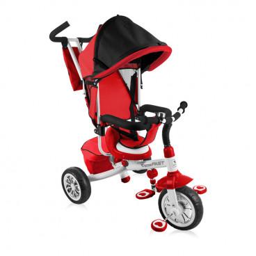 Lorelli Ποδηλατάκι Τρίκυκλο Fast Red And White 10050091605
