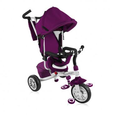 Lorelli Ποδηλατάκι Τρίκυκλο Fast Violet And White 10050091607