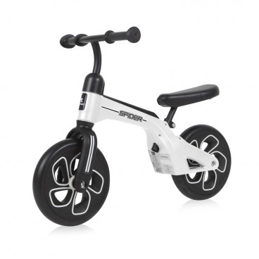 Lorelli Ποδήλατο Εκμάθησης Ισορροπίας Spider White 10050450001