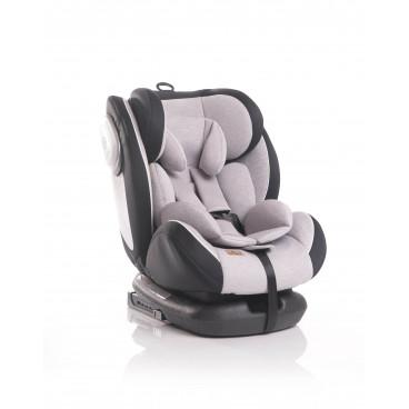 Lorelli Κάθισμα Αυτοκινήτου Corsica Isofix, 0-36kg Beige 10071262059
