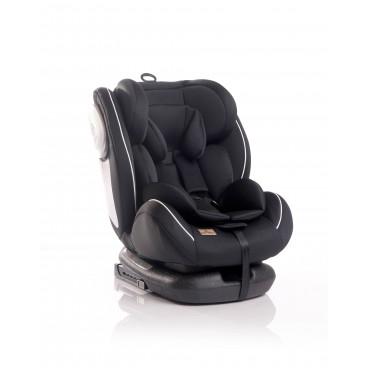 Lorelli Κάθισμα Αυτοκινήτου Corsica Isofix, 0-36kg Black 10071262019