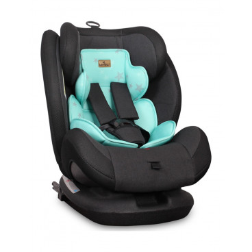Lorelli Κάθισμα Αυτοκινήτου Corsica Isofix, 0-36kg Black And Green Stars 10071261978