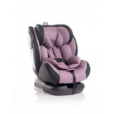 Lorelli Κάθισμα Αυτοκινήτου Corsica Isofix, 0-36kg Pink 10071262023