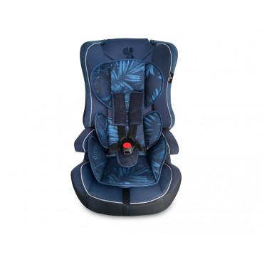 Lorelli Κάθισμα Αυτοκινήτου Explorer, 9-36kg Dark Blue Flowers 10070891959C