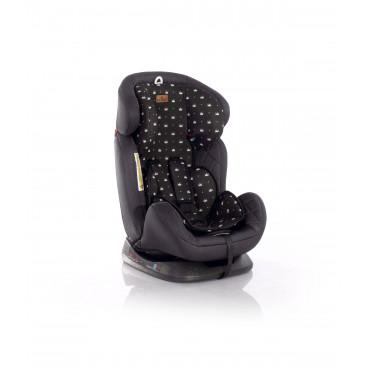 Lorelli Κάθισμα Αυτοκινήτου Galaxy, 0-36kg Black Crowns 10071352013