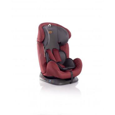 Lorelli Κάθισμα Αυτοκινήτου Galaxy, 0-36kg Black And Red 10071352018