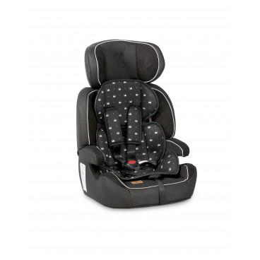 Lorelli Κάθισμα Αυτοκινήτου Navigator, 9-36kg Black Crowns 10070902013