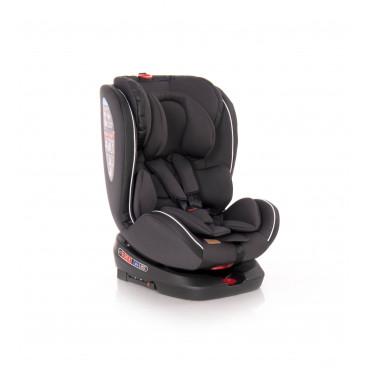 Lorelli Κάθισμα Αυτοκινήτου Nebula Isofix Rotation, 0-36kg Black 10071382019