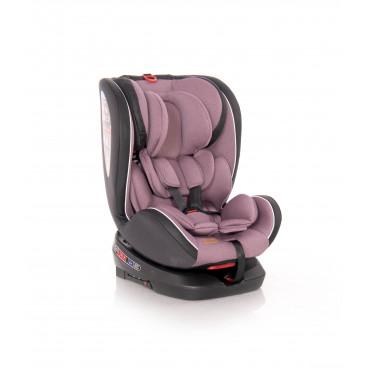 Lorelli Κάθισμα Αυτοκινήτου Nebula Isofix Rotation, 0-36kg Pink 10071382023