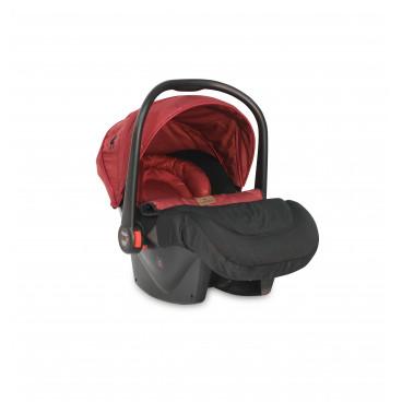 Lorelli Κάθισμα Αυτοκινήτου Pluto ,0-13kg Black Red 10071212006
