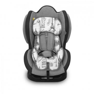 Lorelli Κάθισμα Αυτοκινήτου Sigma + Sps , 0-25 kg Grey Cities 10071031970