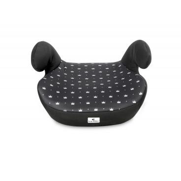 Lorelli Κάθισμα Αυτοκινήτου Teddy, 15-36kg Black Crowns 10070752013