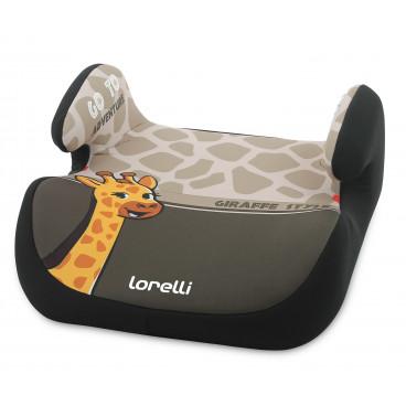Lorelli Κάθισμα Αυτοκινήτου Topo Comfort, 15-36kg Light Dark Beige Giraffe 10070992003