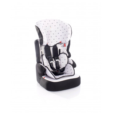 Lorelli Κάθισμα Αυτοκινήτου X Drive Plus, 9-36kg Grey Crowns 10070792094