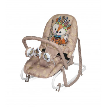 Lorelli Ρηλάξ Top Relax Beige Foxy 10110022042