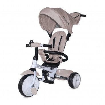 Lorelli Τρίκυκλο Ποδηλατάκι Moovo Eva Wheels Ivory 10050470003