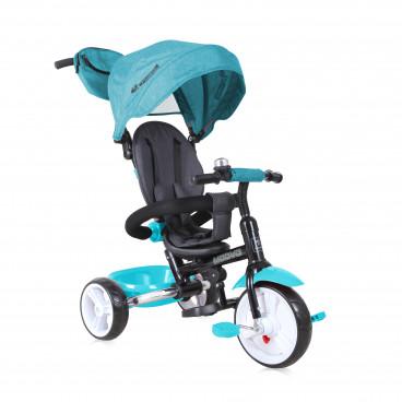 Lorelli Τρίκυκλο Ποδηλατάκι Moovo Eva Wheels Green Luxe 10050470017