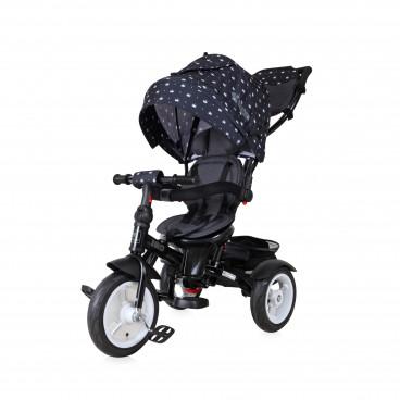 Lorelli Τρίκυκλο Ποδηλατάκι Neo Air Wheels Black Crowns 10050342013