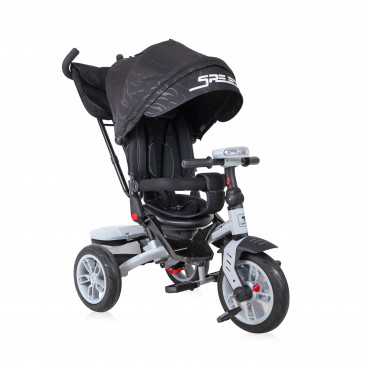 Lorelli Τρίκυκλο Ποδηλατάκι Speedy Air Wheels Black 10050432005