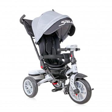 Lorelli Τρίκυκλο Ποδηλατάκι Speedy Air Wheels Grey 10050432007