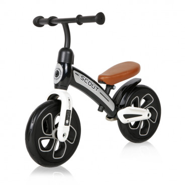 Lorelli Ποδήλατο Εκμάθησης Ισορροπίας Scout Black 10410010019
